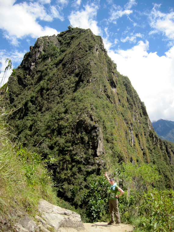 Climbing Huayna Picchu Amp Constructing Life In The Scheme