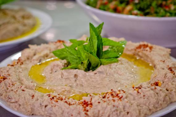 Lebanese Food Oregon City