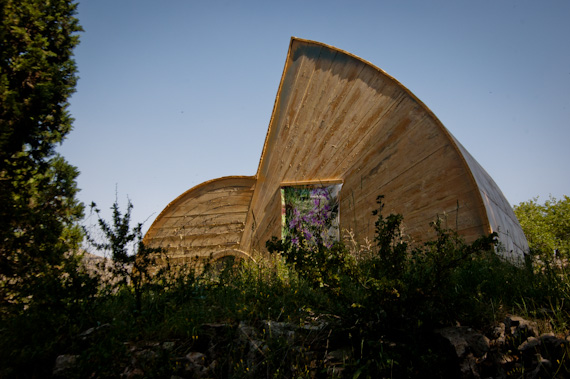Twooregonians visit the tannourine cedar reserve for Cedars of lebanon cabins